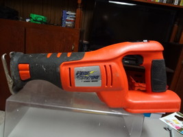 BLACK & DECKER - FS2400RS - 24V - CORDLESS RECIPROCATING SAW - WORKS WELL - $44.99
