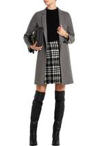New OTK Womens 39.5 9.5 Jimmy Choo Black Leather Boots Italy Tall Chrome Mercer - $1,430.00
