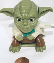 Yoda #7 Star Wars The Clone Wars 2008 McDonalds Happy Meal Toy Gift Collectors - $14.84