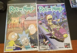 RICK AND MORTY #7 Reg and Variant   ONI PRESS   in stock ready to ship - $38.00