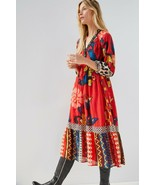 NWT ANTHROPOLOGIE CAYENNE MAXI DRESS by VERB 6P - $179.99
