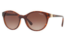 d1fc4f5291d2a Authentic Vogue Sunglasses VO5135SB 238613 Havana Frames Brown Lens 52MM -   67.71