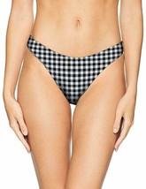 Seafolly Women's 80's Flashback High Cut Bikini Bottom Swimsuit Hipster ... - $17.75
