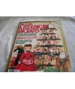 McCall's Needlework & Crafts December 1986 Magazine - $5.00