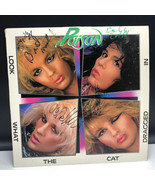 1986 VINYL RECORD VINTAGE LP album SIGNED Poison Look what cat dragged i... - $346.50