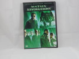 The Matrix Revolutions (DVD, 2004, 2-Disc Set) - $8.99