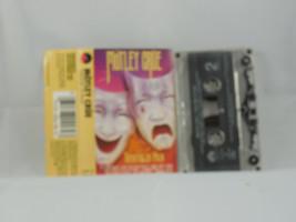 Theatre Of Pain by Motley Crue ( Cassette Elektra 1985 ) image 3