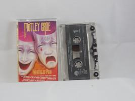 Theatre Of Pain by Motley Crue ( Cassette Elektra 1985 ) image 1