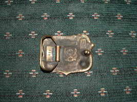 """THE GREAT AMERICAN BUCKLE """" COUNTRY MUSIC"""" W/ SERIAL NO image 2"""