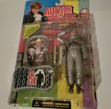 McFarlane Austin Powers Dr Evil Action Figure Series 2 Welcome To Moon B... - $8.01