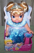 "My First Disney My Sweet Princess Cinderella 11"" Baby Doll with Pacifier... - $26.88"