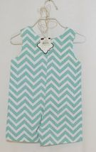 MudPie Giraffe Shortall Turquoise Lime Green Jumper 9 to 12 Months image 3