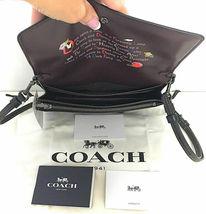 Coach Disney Dopey Snow White Dark Fairy Tale Crossbody Bag NWT image 11