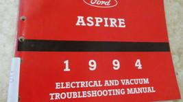 1994 Ford Aspire Service Manual OEM - $18.69