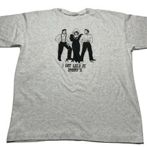 Vintage 80s I Got Lei'd At Danny's Graphic Single Stitch Comedy T Shirt ... - £21.54 GBP