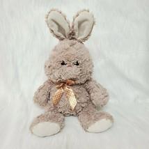 "15"" Inter American Rabbit Plush Gray Taupe Plush Easter Stuffed Animal T... - $24.99"
