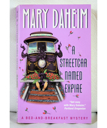A Streetcar Named Expire by Mary Daheim - $1.00