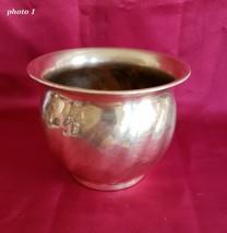 Brass Bowl/Planter - $11.87