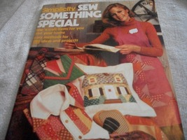 Simplicity Sew Something Special   - $5.00