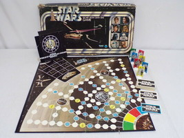 ORIGINAL Vintage 1977 Kenner Star Wars Escape From the Death Star Board ... - $46.39
