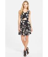 Jessica Simpson Sundress Women's sizes SMALL or MEDIUM Black Multi Dress - $25.77
