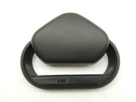 Mk4 Vw Jetta Gli One Rear Black Seat Belt Top Bolt Cap Cover Factory Oem... - $17.33
