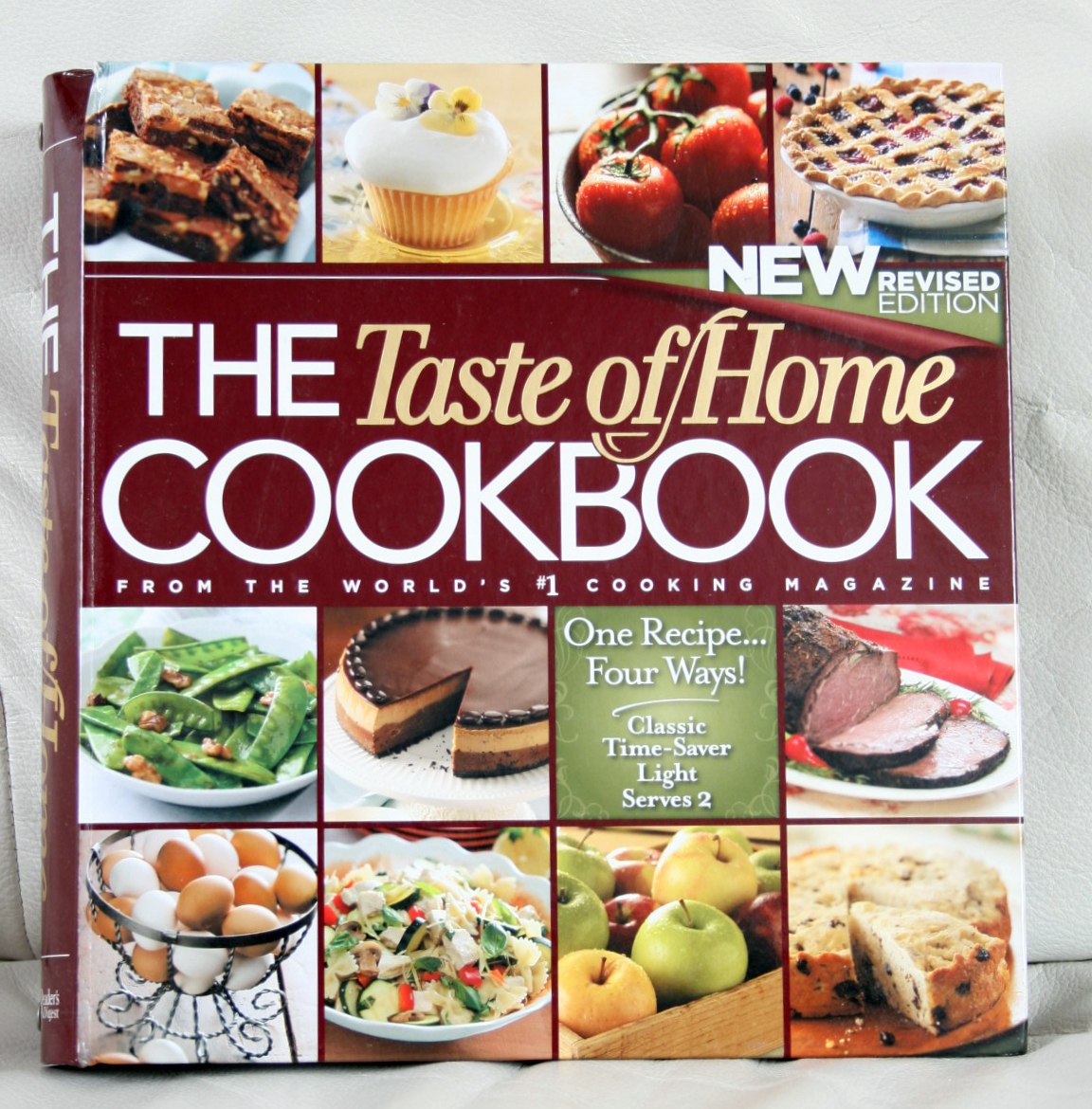 The Taste of Home Cookbook by Readers Digest
