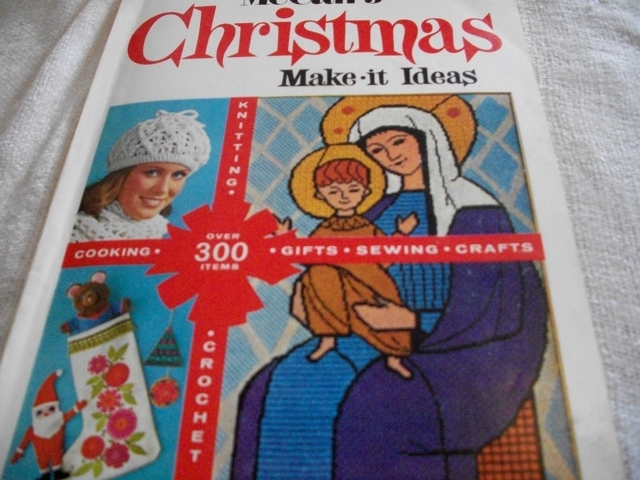 Primary image for Vintage Christmas Ideas Book