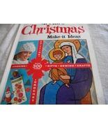 Vintage Christmas Ideas Book - $15.00