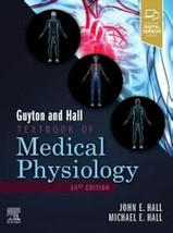 Guyton and Hall of Medical Physiology 14TH EDITION - NEW BOOK - EXPEDITE... - $277.19