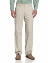 Dockers Men's 24/7 Classic-Fit D3 Flat-Front Pant Khaki 36 x 30 - $39.59