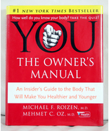 The Owner's Manual by Michael F. Roizen - $5.00