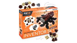Flexo - Inventor Set Neutrals Super Flexible and Lego Compatible - $85.00