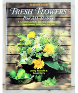 Fresh Flowers For All Seasons by Jenny Raworth - $2.00