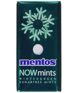Mentos Now Mints, Wintergreen, 12 Count - €19,53 EUR