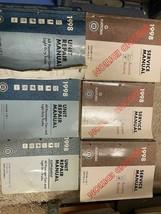 1998 OLDSMOBILE AURORA BUICK RIVIERA Service Shop Repair Manual Set W Un... - $44.50