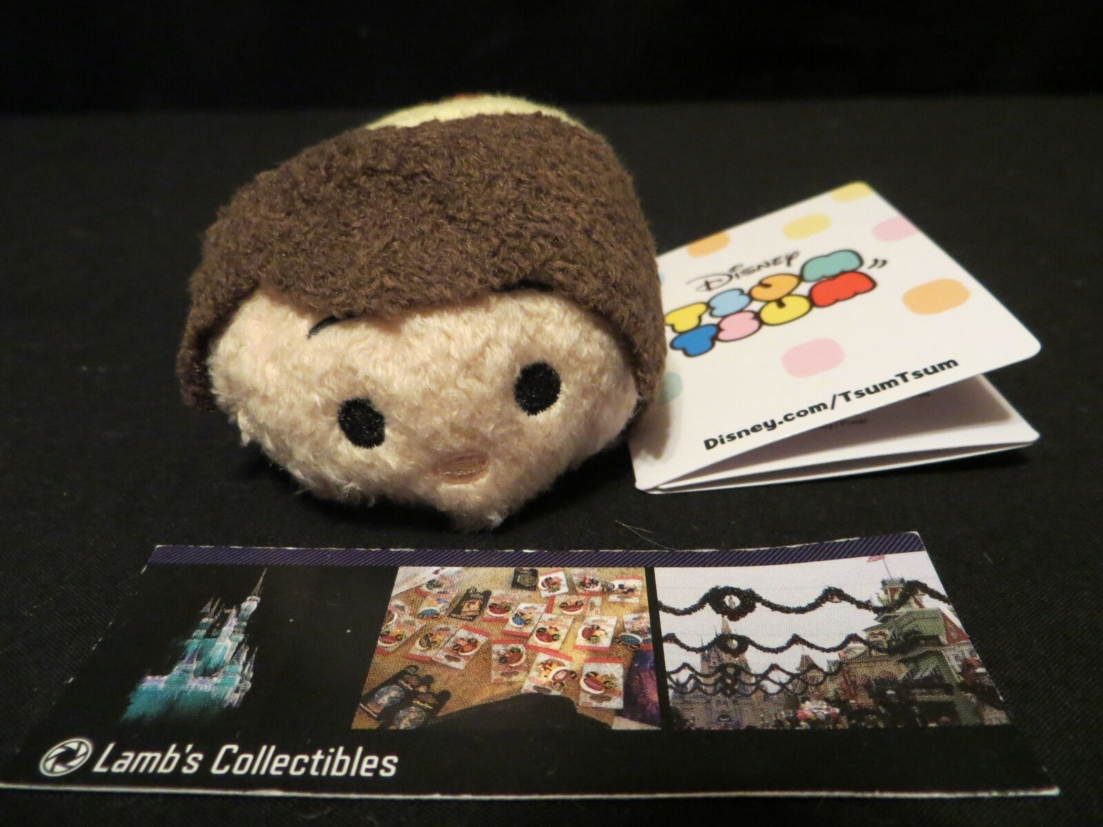 "Primary image for Disney Tsum Tsum Prince Charming of Cinderella Disney Store authentic 3.5"" toy"
