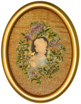 Cameo: Quilted Art Wall Hanging - $310.00