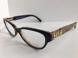 New TORY BURCH TY 2045 1333 Blue Beige 51mm Cats Eye Women's Eyeglasses ... - $79.99