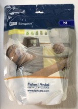 Medium FP Simplus Full Face Cpap Mask System 400476 with Headgear  - $102.95