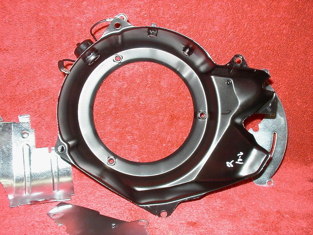 PREDATOR 79 CC or 99 CC OHV GAS ENGINE PARTS - BLOWER HOUSING SWITCH SHIELDS    image 5