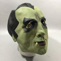 Vintage 1997 Paper Magic Group Universal DRACULA Halloween Mask - $28.60