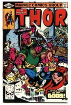 THOR #301-Eternals story line-Marvel comic book NM- - $30.26