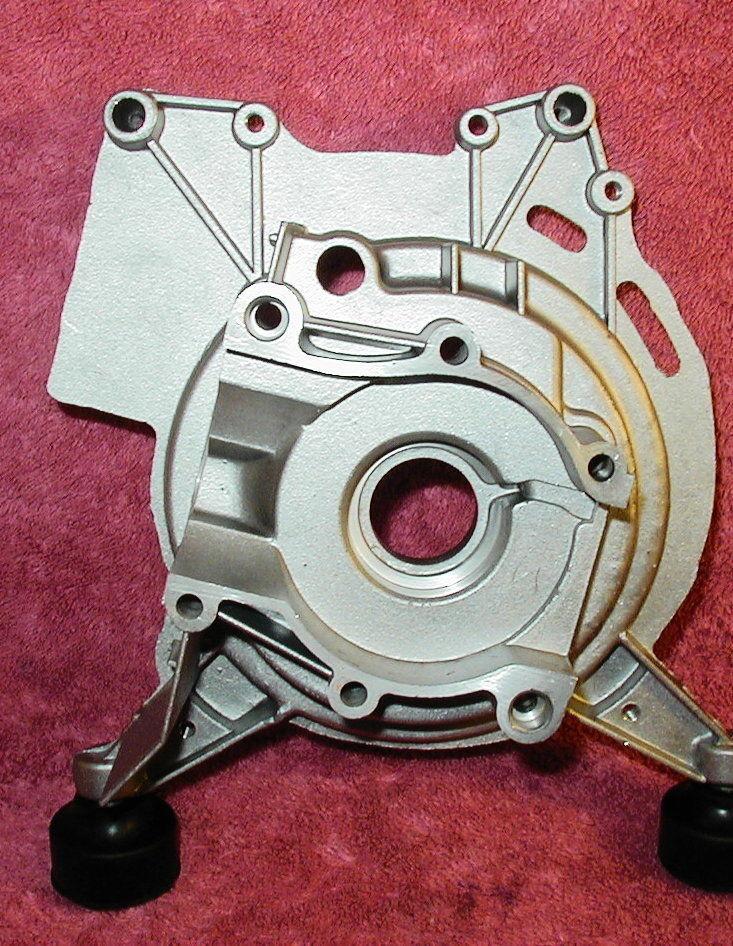 GENERATOR PARTS CHICAGO ELECTRIC  800W - Crankcase half for Flywheel side   H2-3 image 4