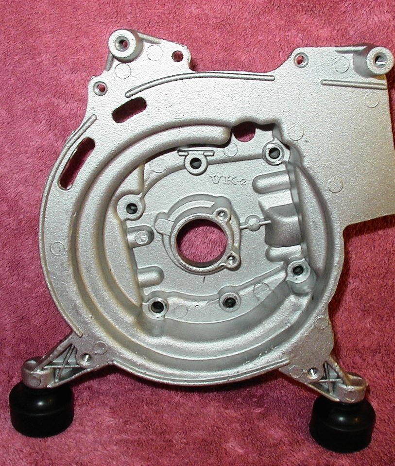 GENERATOR PARTS CHICAGO ELECTRIC  800W - Crankcase half for Flywheel side   H2-3 image 3