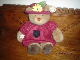 Gund Vintage 1985 Bear Tales Girl Bear 14 inch with Tags - $86.85