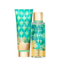 Victoria's Secret Juniper Glow Fragrance Lotion + Fragrance Mist Duo Set - $39.95
