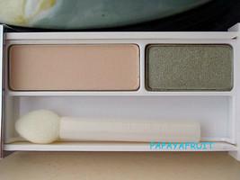 Clinique Eyeshadow Duo~Sparkling Sage & French Vanilla~ - $10.88