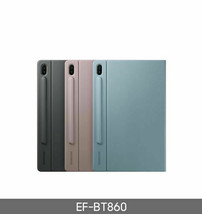 Samsung Galaxy Tab S6 SM-T865 Book Cover Case EF-BT860 [Brown, Blue, Gray]       image 1