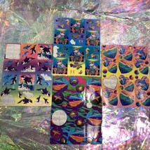 U GET ALL4  Lisa Frank InComplete Sticker Sheets  Sharks Dolphins Whales Seal